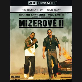 Mizerové 2- 2003 (Bad Boys) (4K Ultra HD) - UHD Blu-ray + Blu-ray