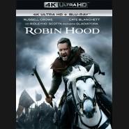 Robin Hood 2010 (4K Ultra HD) - UHD Blu-ray + Blu-ray
