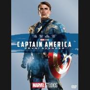 Captain America: První Avenger (Captain America: The First Avenger) - Edice Marvel 10 let