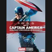 Captain America: Návrat prvního Avengera (Captain America: The Winter Soldier) - Edice Marvel 10 let