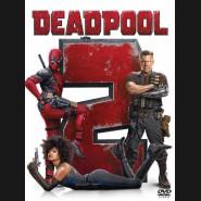 Deadpool 2 - 2018 DVD (SK OBAL)