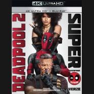 Deadpool 2 - 2018 (4K Ultra HD) - UHD+BD - 2 x Blu-ray