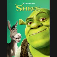 Shrek (big face edice II.) DVD