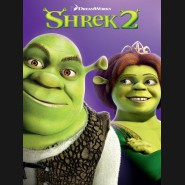 Shrek 2 (big face edice II.) DVD