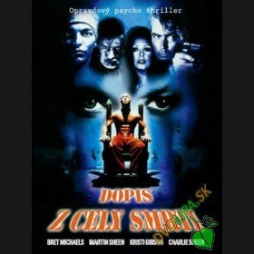 Dopis z cely smrti (Letter From Death Row, A) DVD