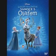 Ledové království: Vánoce s Olafem 2017 (Olaf's Frozen Adventure) DVD