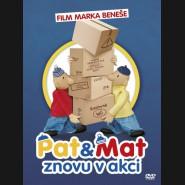 PAT A MAT ZNOVU V AKCI 2018 DVD