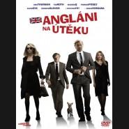 Angláni na útěku 2018 (The Brits Are Coming) DVD