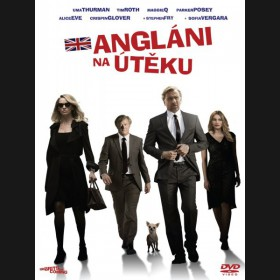 Angláni na útěku 2018 (The Brits Are Coming) DVD