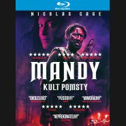 Mandy - Kult pomsty (Mandy) 2018 BLU-RAY