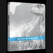 Jurský svět: Zánik říše 2018 (Jurassic World: Fallen Kingdom) BLU-RAY INDORAPTOR STEELBOOK (3D+2D)