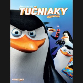 Tučniaky z Madagaskaru (The Penguins of Madagascar)  (big face edice II.) DVD (SK OBAL)