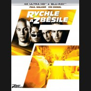 Rychle a zběsile 2001 (The Fast and the Furious) 4K Ultra HD) - UHD Blu-ray + Blu-ray