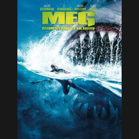 MEG: Monstrum z hlubin 2018 (The Meg) DVD