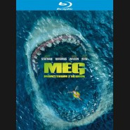 MEG: Monstrum z hlubin 2018 (The Meg) Blu-ray