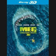 MEG: Monstrum z hlubin 2018 (The Meg) Blu-ray 3D + 2D