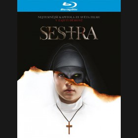 Mníška / Sestra 2018 (The Nun) Blu-ray