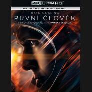PRVNÍ ČLOVĚK 2018 (First Man) (4K Ultra HD) - UHD Blu-ray + Blu-ray