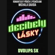 Decibely lásky 1xDVD + 1xCD SOUNDTRACK