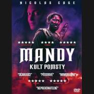 Mandy - Kult pomsty (Mandy) 2018 DVD (SK OBAL)