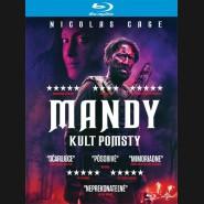 Mandy - Kult pomsty (Mandy) 2018 BLU-RAY (SK OBAL)