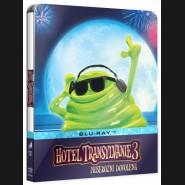 Hotel Transylvánie 3: Příšerózní dovolená 2018 (Hotel Transylvania 3: Summer Vacation)  Blu-ray STEELBOOK