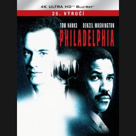 Philadelphia 1993 (4K Ultra HD) - UHD Blu-ray + Blu-ray
