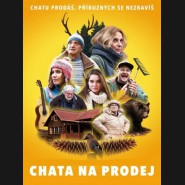 Chata na prodej 2018 DVD