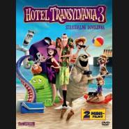 Hotel Transylvánia 3: Strašidelná dovolenka 2018 (Hotel Transylvania 3: Summer Vacation) DVD (SK OBAL)
