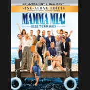 Mamma Mia 2: Here We Go Again! 2018 (4K Ultra HD) - UHD Blu-ray + Blu-ray (SK OBAL)