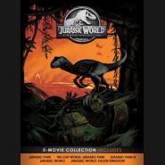 Jurský svět: Kolekce 5 filmů 2018 (5DVD)