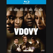 Vdovy 2018 (WIDOWS) Blu-ray