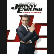 JOHNNY ENGLISH ZNOVU ZASAHUJE 2018 (Johnny English Strikes Again ) DVD