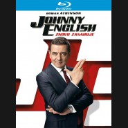JOHNNY ENGLISH ZNOVU ZASAHUJE 2018 (Johnny English Strikes Again) Blu-ray