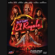 ZLÝ ČASY V EL ROYALE 2018 (Bad Times at the El Royale) DVD