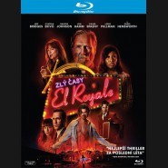 ZLÝ ČASY V EL ROYALE 2018 (Bad Times at the El Royale) Blu-ray