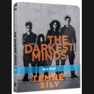 Temné síly 2018 (The Darkest Minds) Blu-ray Steelbook