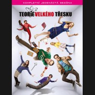Teorie velkého třesku 11.série 3DVD (Big Bang Theory Season 11 2DVD)