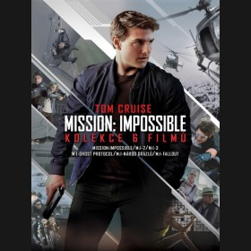 Mission: Impossible - Fallout  (Mission: Impossible - Fallout 1.-6. 6XDVD)