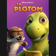 Za plotom (Over the Hedge) Big Face II DVD