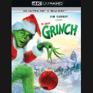 Grinch (2000) Edice 2018 (4K Ultra HD) - UHD Blu-ray + Blu-ray