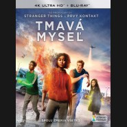 Tmavá myseľ 2018 (The Darkest Minds) (4K Ultra HD) - UHD Blu-ray + Blu-ray