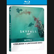 BOND - SKYFALL - Blu-ray STEELBOOK