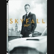 SKYFALL (JAMES BOND 007) - Blu-ray  steelbook