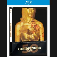 BOND - GOLDFINGER - Blu-ray STEELBOOK