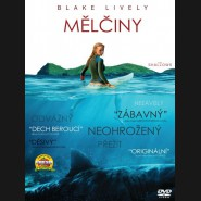 Mělčiny (The Shallows) DVD