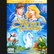Labutí princezna 1994 (The Swan Princess) DVD