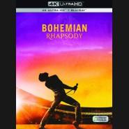 Bohemian Rhapsody 2018 (4K Ultra HD) - UHD Blu-ray + Blu-ray