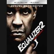 EQUALIZER 2 - 2018 (EQUALIZER 2) (4K Ultra HD) - UHD Blu-ray + Blu-ray