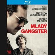 MLADÝ GANGSTER 2018 (WHITE BOY RICK) Blu-ray